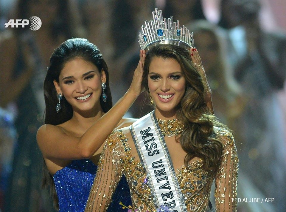 France wins its first Miss Universe crown in 64 years