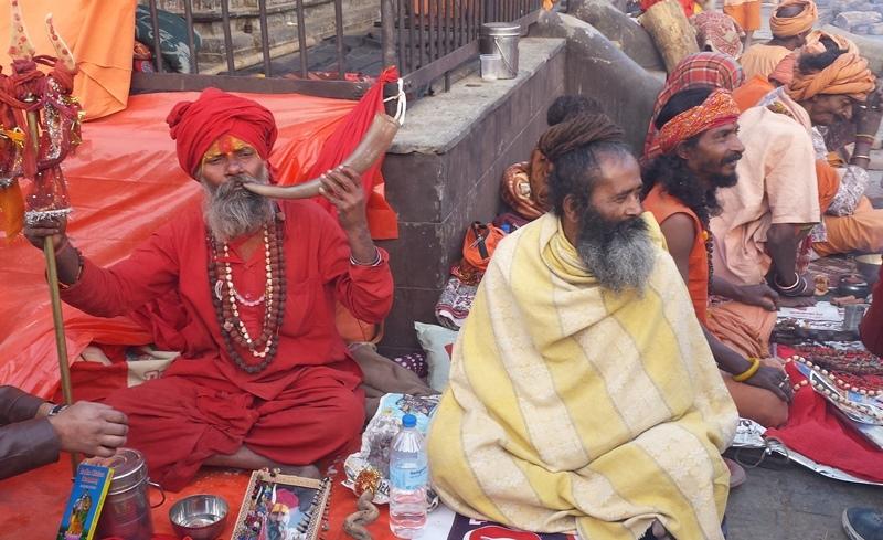 Mahashivaratri Festival in Nepal