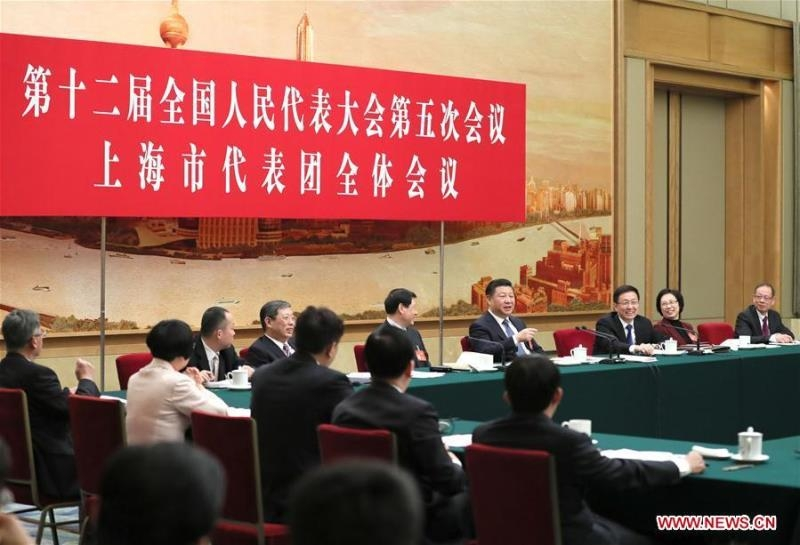 China to open up like never before  :12th National People's Congress