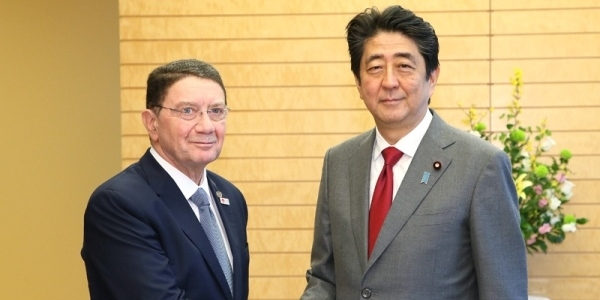 Japan and UNWTO commit to work for tourism development