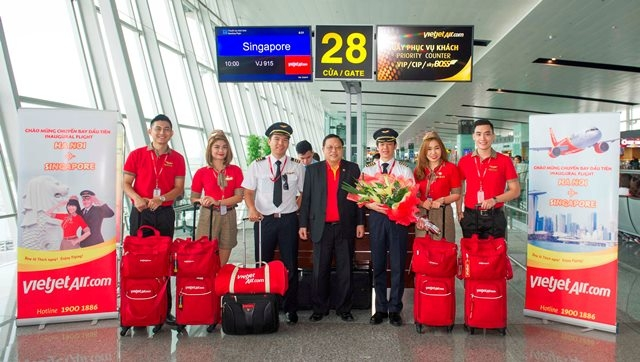 "Vietjet offers millions of promotional tickets for ""Free summer, Fly for free"""