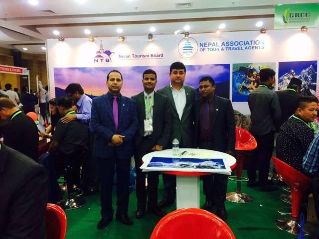 Nepal participates in Bangladesh Travel and Tourism Fair