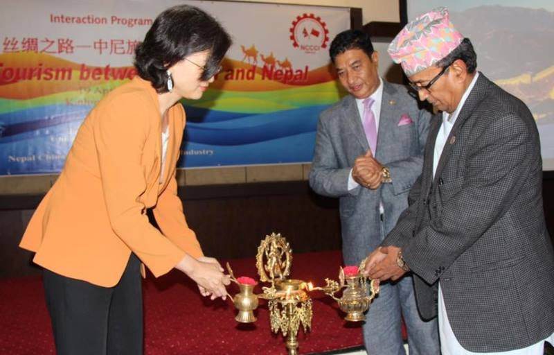 'Silk Road tourism benefits Nepal, China and the world '