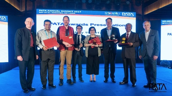 PATA honors travel industry personalities of the Asia Pacific