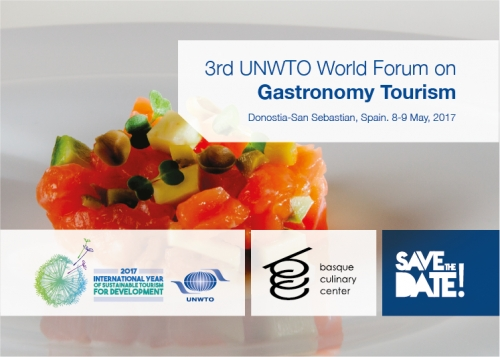 Gastronomy tourism – a platform to revitalize cultures and heritage