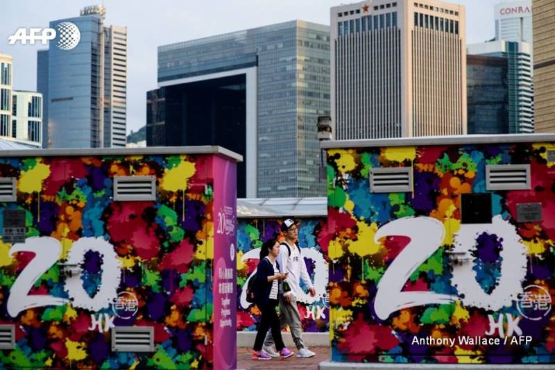Hong Kong prepares to mark 20 years