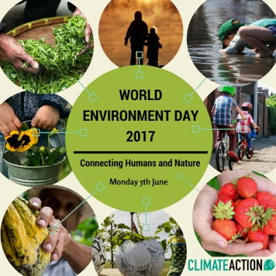 World Environment Day 2017 observed across the globe