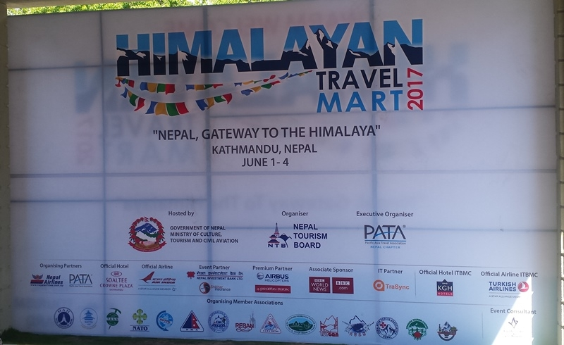 Representatives from 53 countries participate in Himalayan Travel Mart 2017