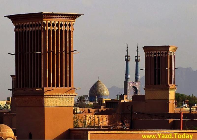 World Heritage Site of Iran