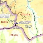 China-India border impasse and Doklam standoff