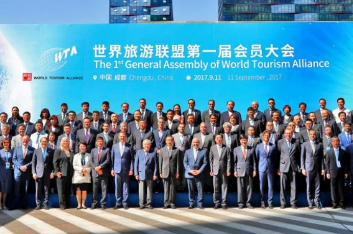 World Tourism Alliance established in Chengdu, 89 founding members including China