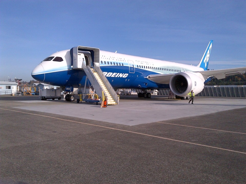 Boeing  projects a demand for 7,240 new airplanes in China over next 20 years