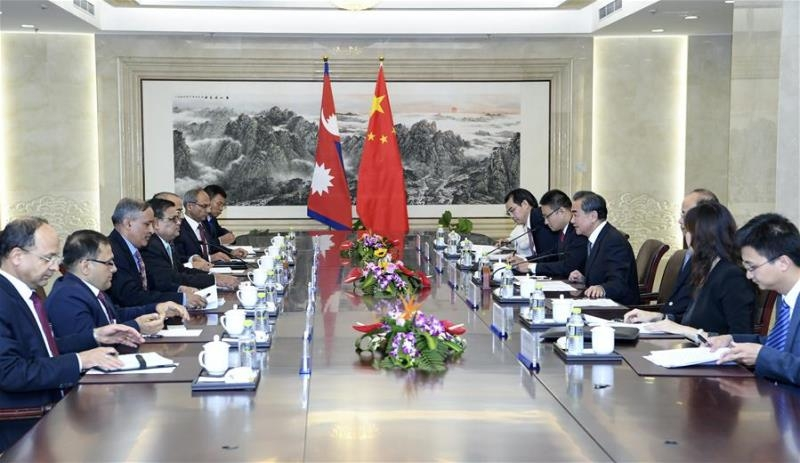 China pledges to deepen cooperation with Nepal, boost ties