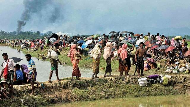 Myanmar's tourism dreams pierced by Rohingya crisis
