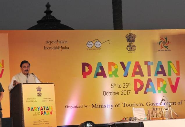 India  launches 'Paryatan Parv' across the country