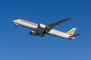 Ethiopian – first airline in Africa to operate the 787-9 Dreamliner
