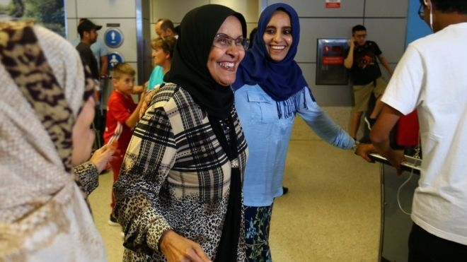 Trump's latest travel ban order blocked by US court