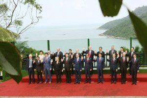 APEC leaders representing 21 member economies issue Da Nang Declaration