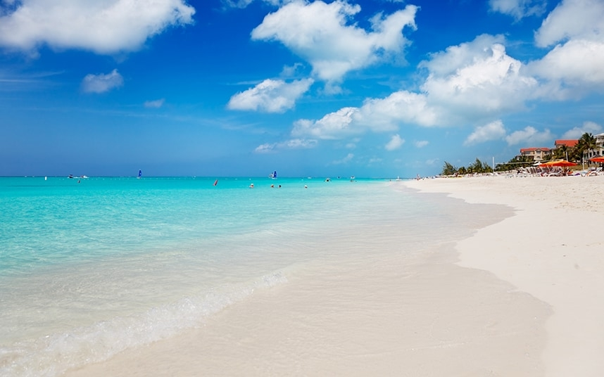 Grace Bay tops world's 50 best beaches ranking