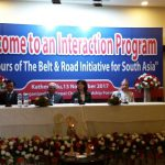 'Belt and Road Initiative – an opportunity for economic transformation of South Asia '
