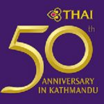 THAI Airways celebrates 50th Anniversary of Bangkok- Kathmandu Route