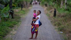 Climate change could derail economic progress in the Pacific : ADB