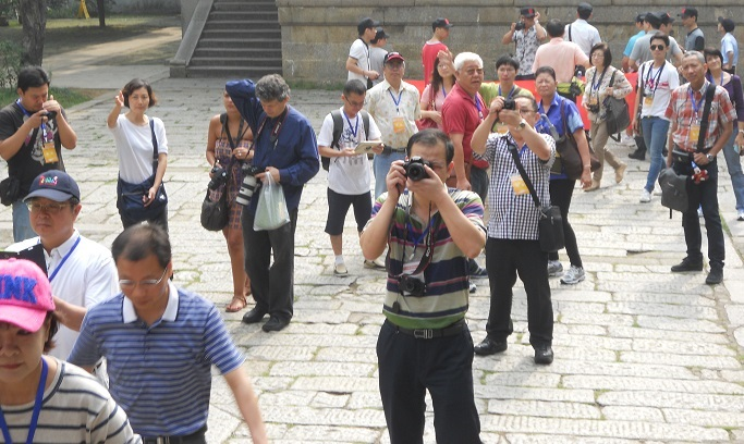 International tourist arrivals recorded 1322 million, Asia – Pacific arrivals 324 m in 2017