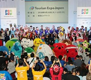 Tourism Expo Japan attracts travel brands from 130 countries