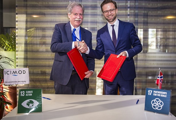 Norway renews collaboration supporting sustainable mountain development