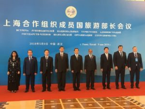 Tourism ministers of Shanghai Cooperation Organization member countries agree to implement Action Plan