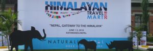 Travel personalities , bloggers from 37 countries attend Himalayan Travel Mart 2018